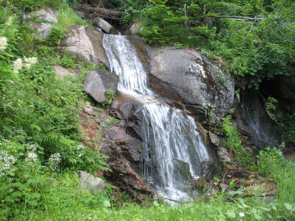 Vodopad na Golijskoj reci, foto: Žolnaj Stanislav / Wikimedia