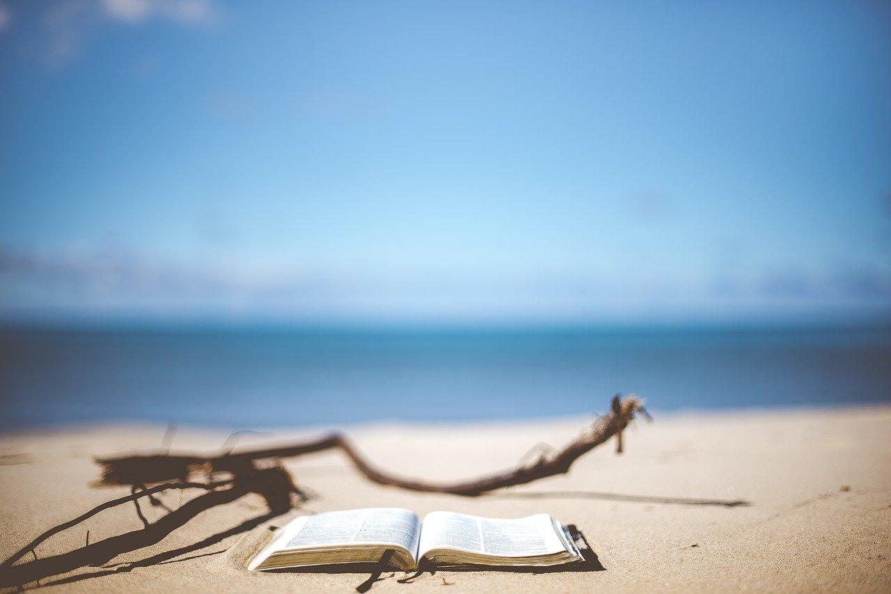 Knjiga na plaži je odlična ideja, ali do te plaže prvo treba doći i mi vam tu možemo pomoći