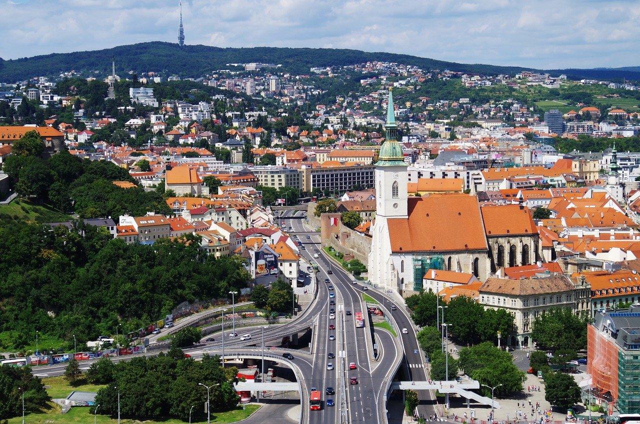 Srđan je stekao utisak da u Bratislavi nema šta da se vidi