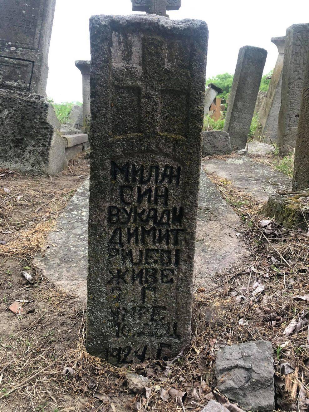 Živeo je samo 2 godine, foto: Katarina Glomazić