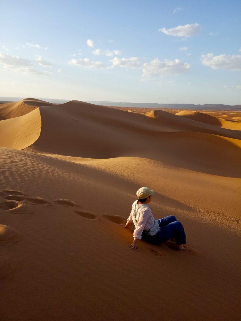 Pustinja u Zagori, Maroko