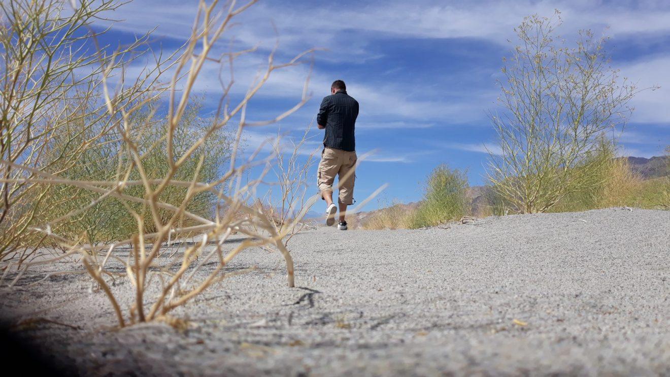 Iako je prostor bivše Jugoslavije prvi put napustio tek sa 26 godina, Srđan Šajinović je stigao u drugu Dolinu smrti - Death Valley u Sjedinjenim Američkim Državama