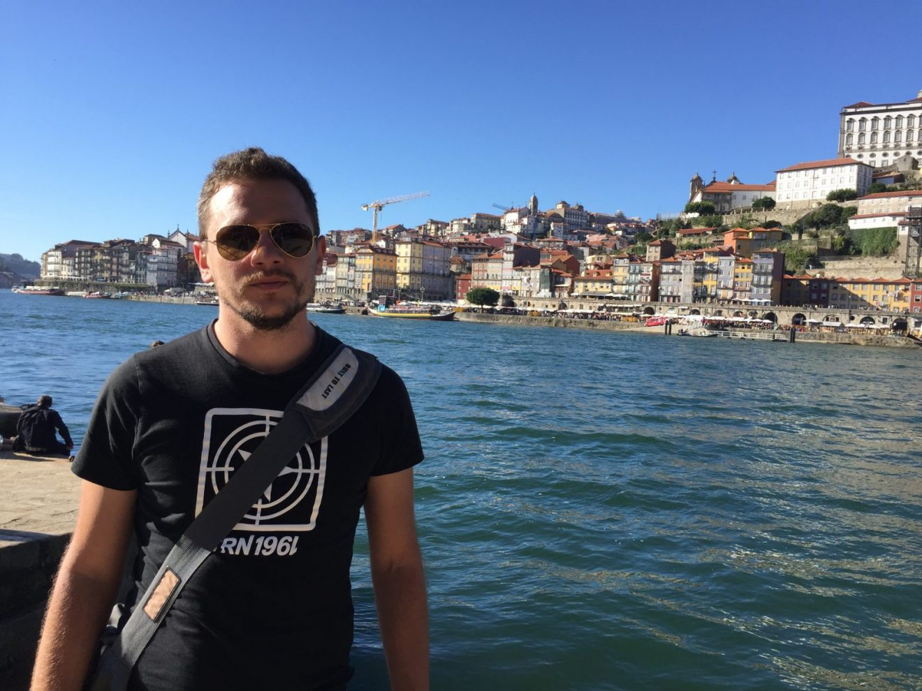 Srđan Šajinović u Portu, Portugalija