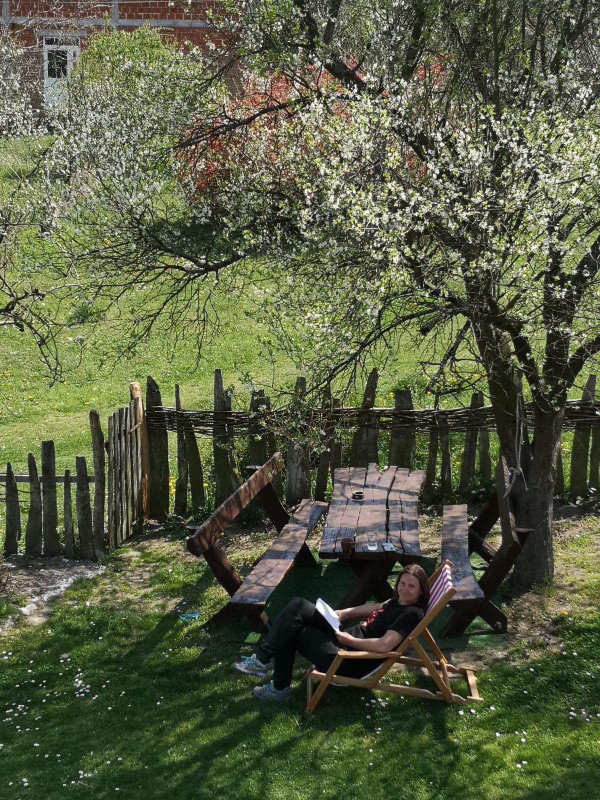 Zorica Radojković je napravila mesto gde uživa i ona i njeni gosti