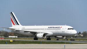 Air France sletanje u Beograd