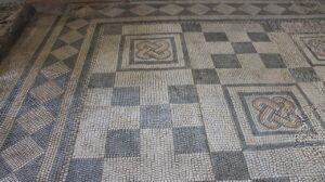 Mozaici Carske palate u Sremskoj Mitrovici, foto: Vanilica / Wikimedia