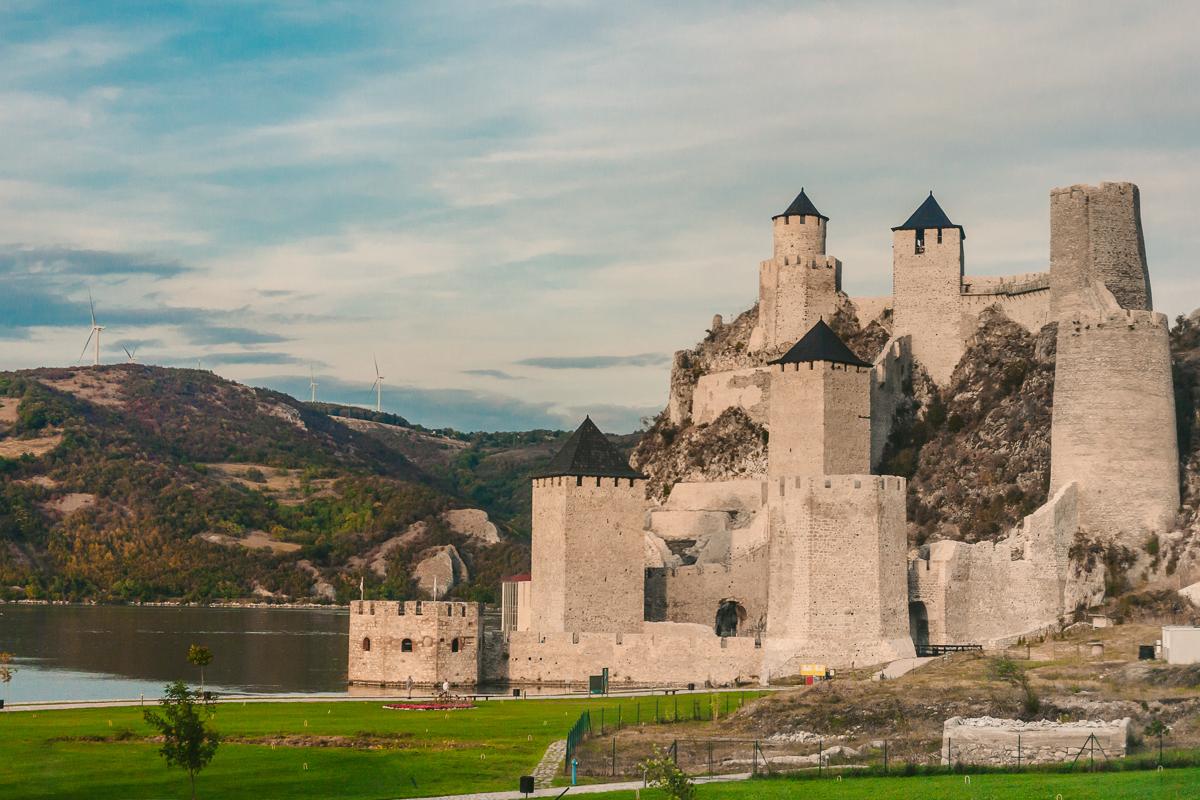 Golubačka tvrđava, foto: Tanja Tepavac