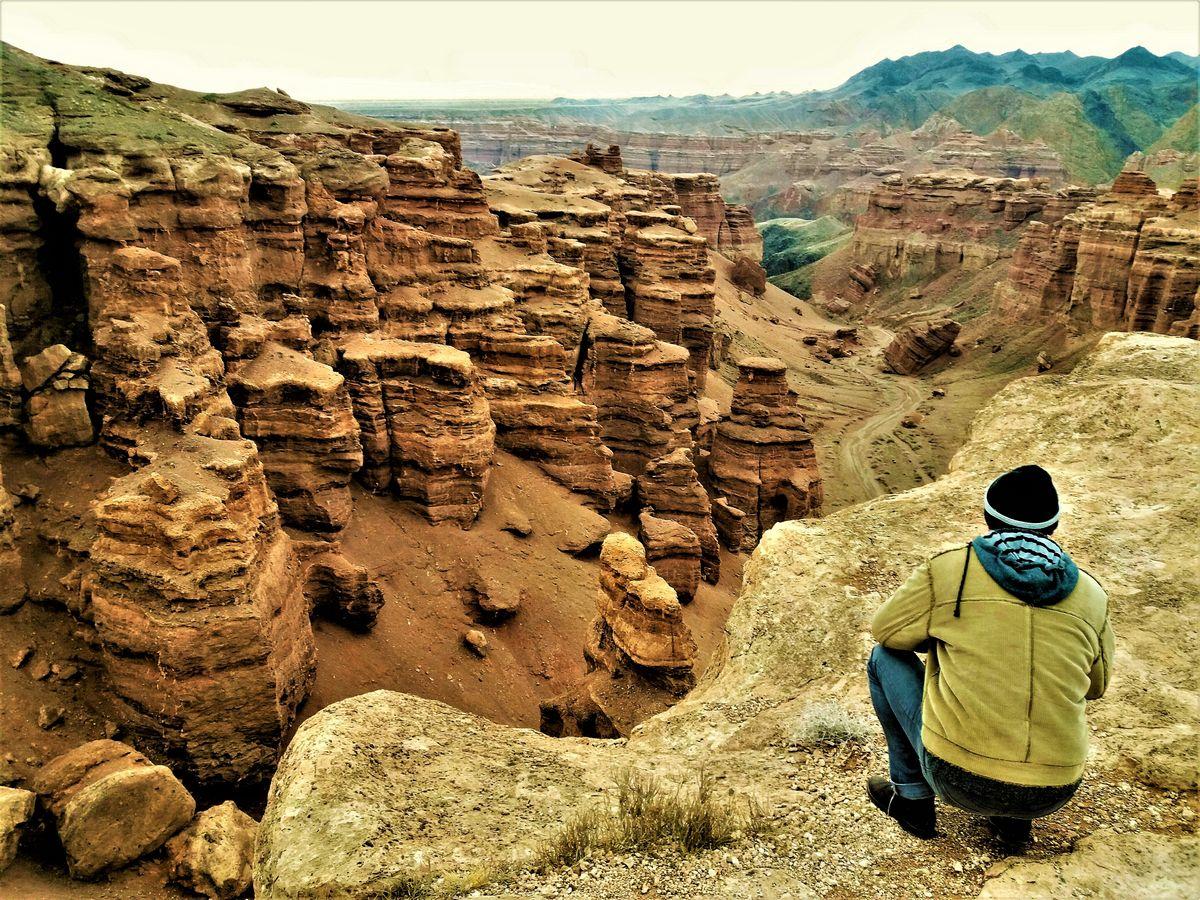Čarin, jedan od najvećih kanjona na svetu, Kazahstan