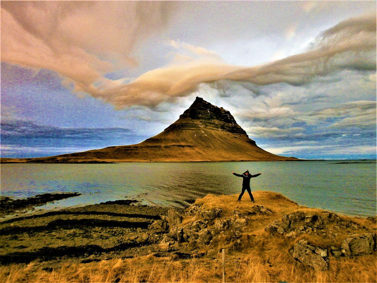 Kirkjufel, Island