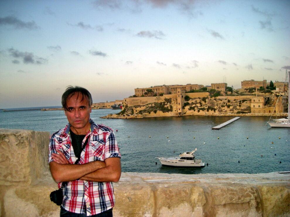 Žikica Milošević, Vitoriza, Malta