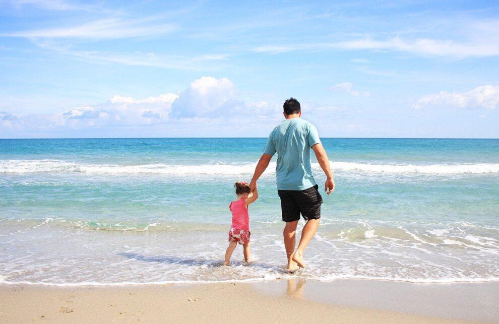 Plaža i more