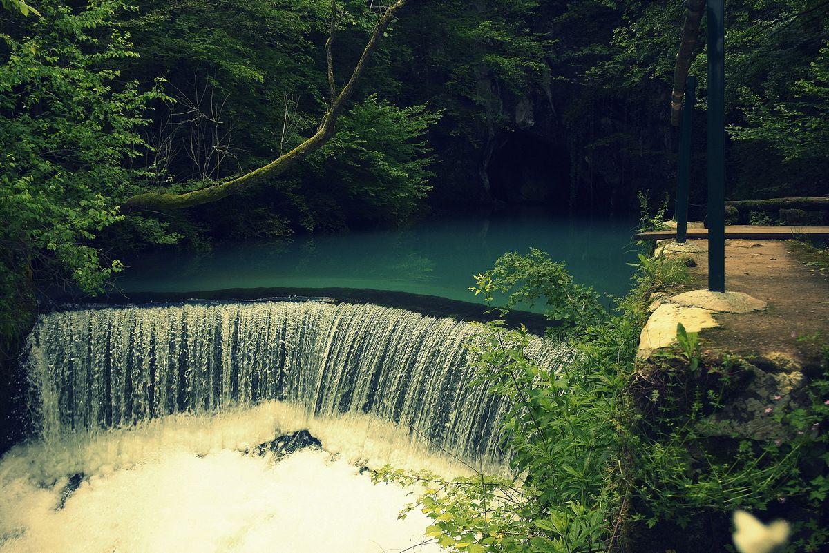 Krupajsko vrelo je turistička atrakcija i zaštićeni spomenik prirode, ali nedovoljno istražen, foto Zoran Sipac