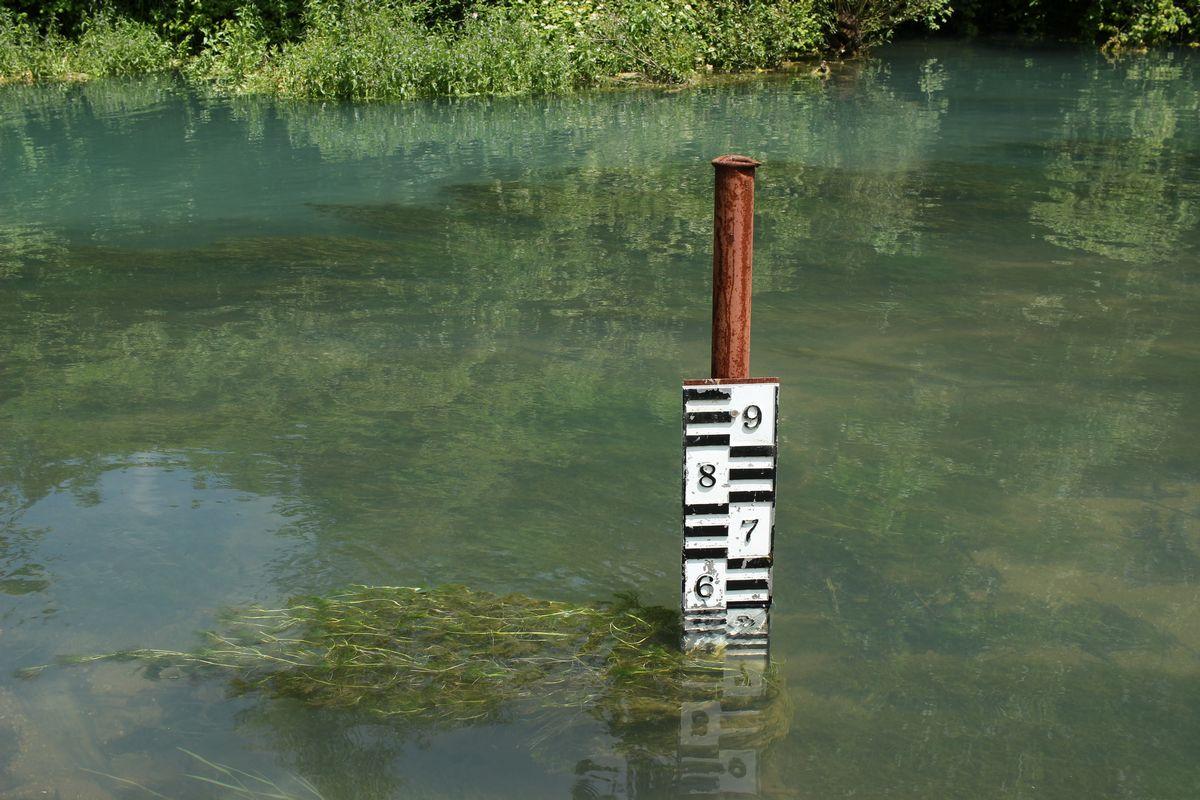 Reka Krupaja nakon što izuvri - pratite nas za još informacima o vodostajima, foto: Uroš Nedeljković