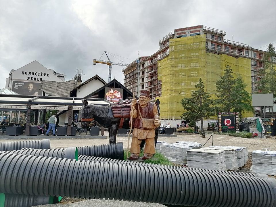 Zlatibor, jun 2020. godine, foto: Jovana Babić