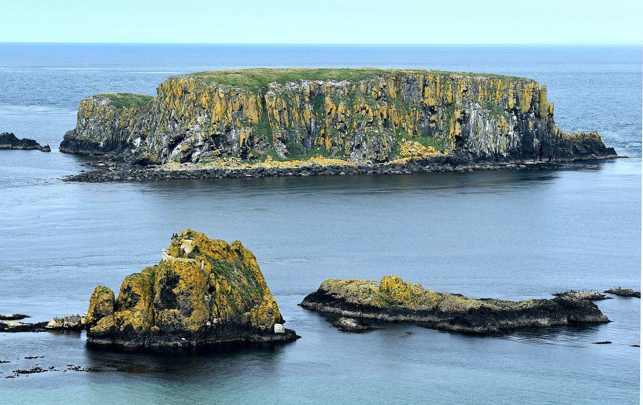 Ovako izgledaju ostrva u Irskoj