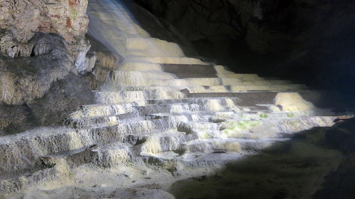 Fontana u Lazarevoj pećini, foto: Uroš Nedeljković