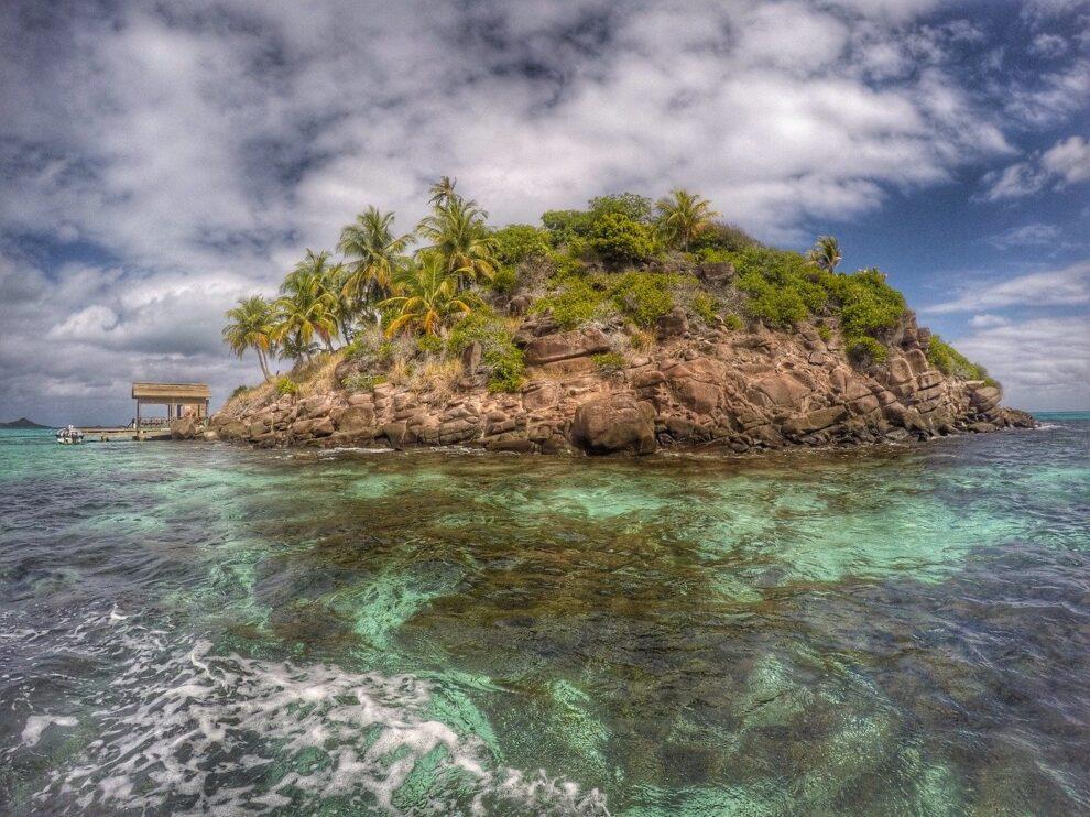 Tropsko ostrvo