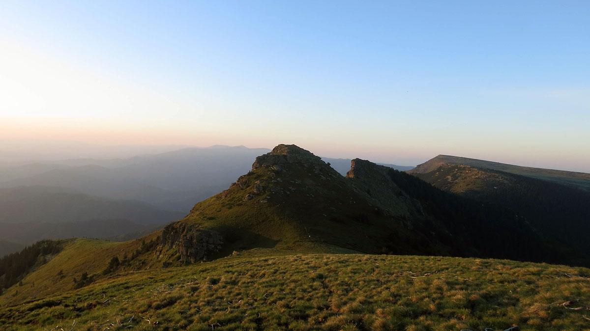Vrh Tri čuke na Staroj planini visok je 1937 metara nadmorske visine, foto: Uroš Nedeljković