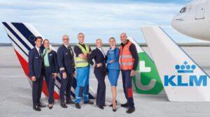 Air France - KLM crew