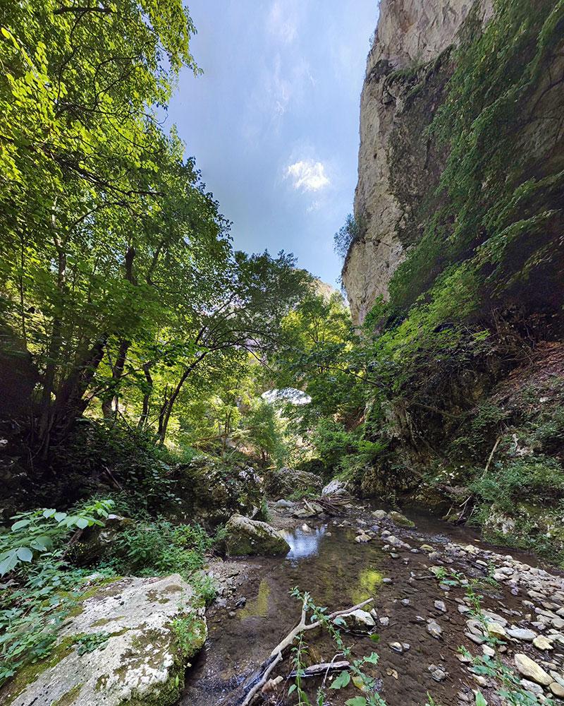 Mala prerast Vratne, odnosno Mala kapija - kako ko voli, foto: Uroš Nedeljković