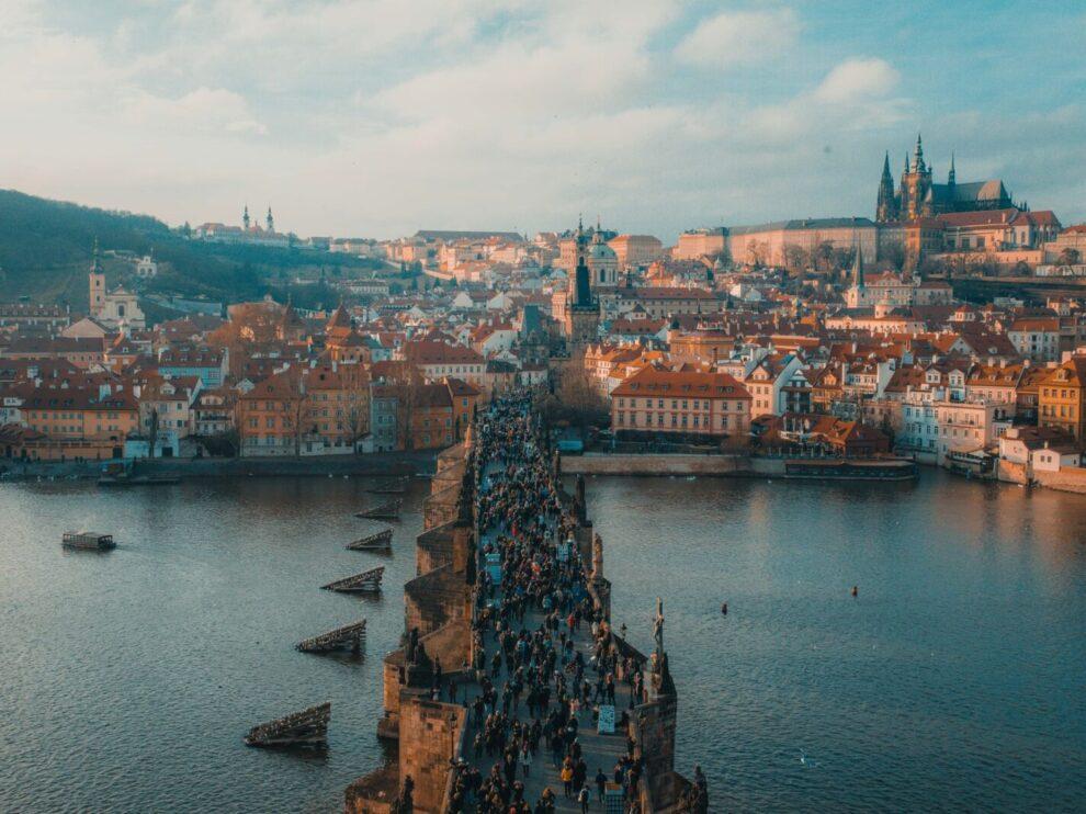 Prag, glavni grad Češke, foto: Anthony DELANOIX / Unsplash