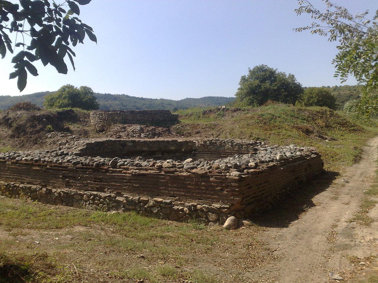 Najstarije utvrđenje Timacum Minus datira iz sredine 1. veka, foto: Marko. M. Marković / Wikimedia