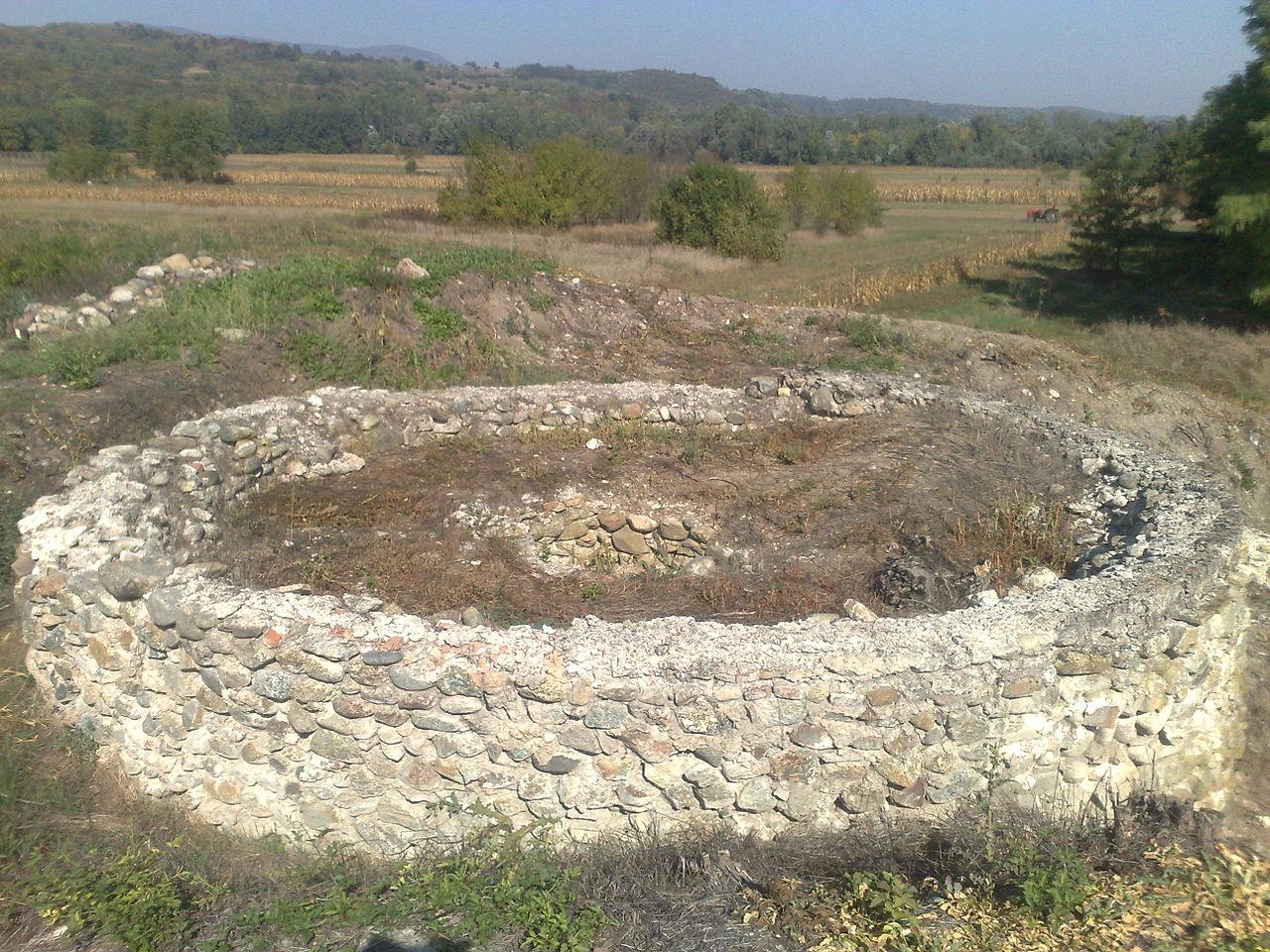 Verovatna cisterna za separaciju zlata i srebra, foto: Marko M. Marković / Wikimedia