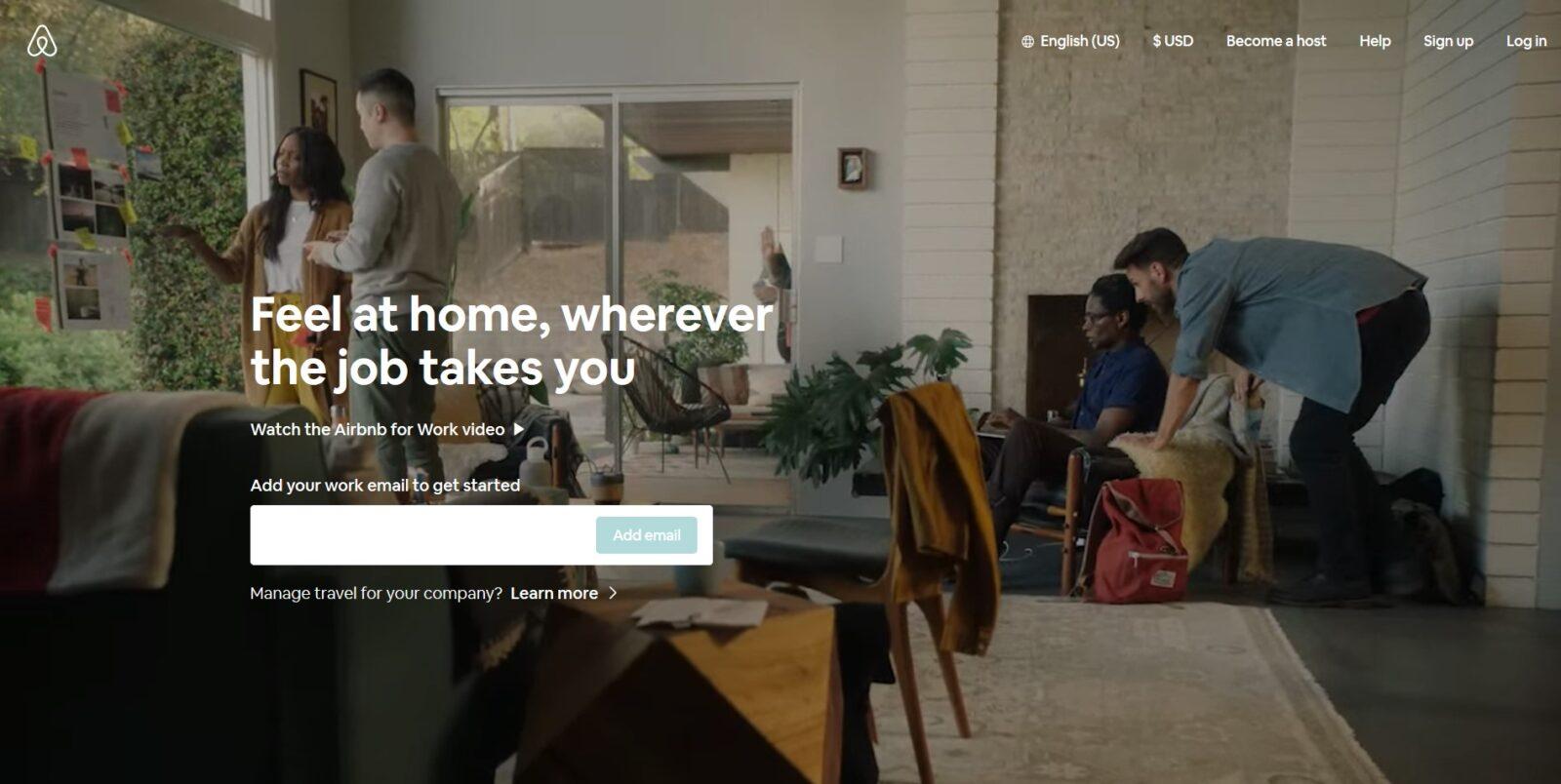 Airbnb za digitalne nomade
