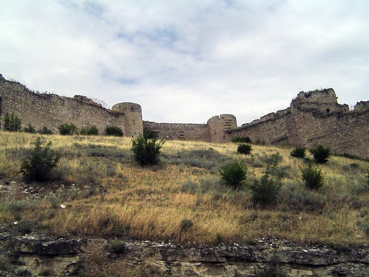 Askeran tvrđava nadomak Stepanakerta u Nagorno-Karabahu