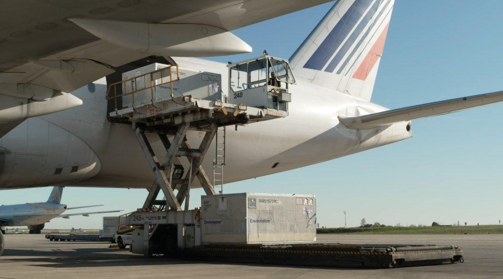 Air France utovar vakcina covid-19