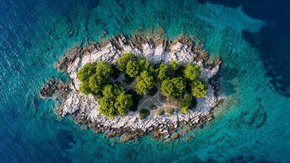 Jadransko more, Hrvatska, osrtrvo
